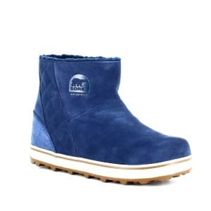 מגפיים סורל לנשים Sorel Glacy Short - כחול