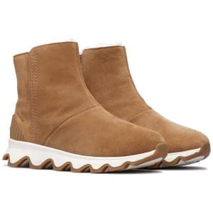 מגפיים סורל לנשים Sorel Kinetic Short - קאמל