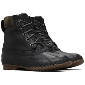 מגפיים סורל לגברים Sorel Cheyanne II Premium - שחור