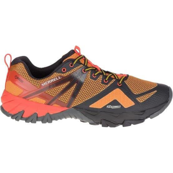 נעלי הליכה מירל לגברים Merrell MQM Flex Goretex - כתום