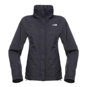 בגדי חורף דה נורת פיס לנשים The North Face Resolve Parka - שחור
