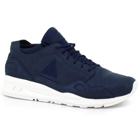 נעליים לה קוק ספורטיף לנשים Le Coq Sportif LCS R FLOW W METALLIC - כחול כהה