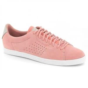 נעליים לה קוק ספורטיף לנשים Le Coq Sportif CHARLINE SUEDE ash rose - ורוד
