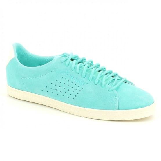 נעליים לה קוק ספורטיף לנשים Le Coq Sportif CHARLINE SUEDE aruba blue - תכלת