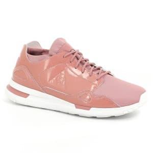 נעליים לה קוק ספורטיף לנשים Le Coq Sportif LCS R FLOW W COATED S LEATHER - ורוד