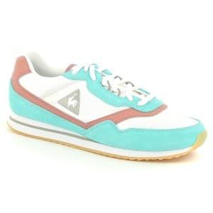 נעליים לה קוק ספורטיף לנשים Le Coq Sportif LOUISE SUEDE - כחול/לבן