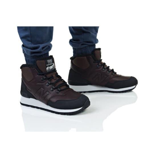 נעליים ניו באלאנס לגברים New Balance HL755 - שחור/חום