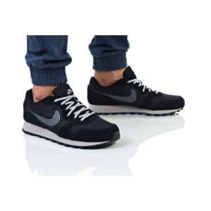 נעלי הליכה נייק לגברים Nike MD RUNNER 2 SE - שחור/אפור