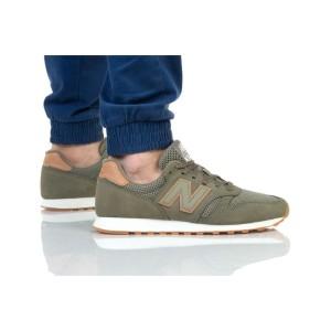 נעליים ניו באלאנס לגברים New Balance ML373 - חום/ירוק