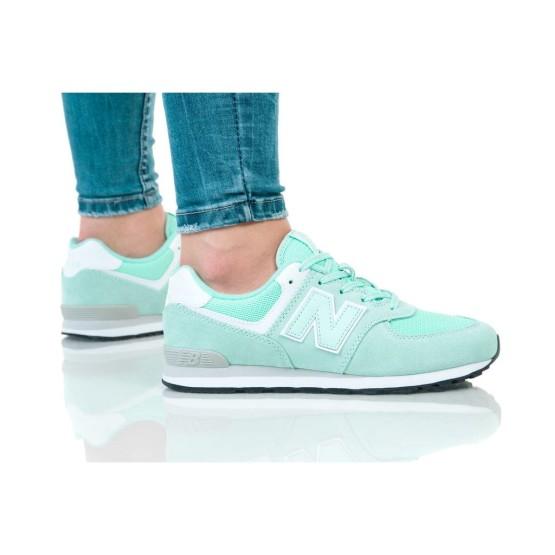נעליים ניו באלאנס לנשים New Balance GC574 - תכלת