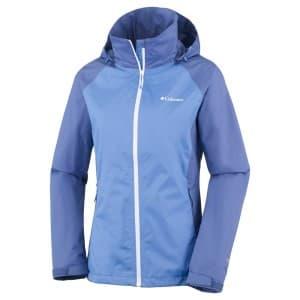 בגדי חורף קולומביה לנשים Columbia Tapanga Trail - תכלת/כחול