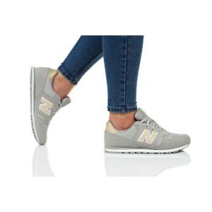 נעליים ניו באלאנס לנשים New Balance KJ373 - אפור/צהוב