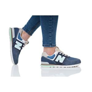 נעליים ניו באלאנס לנשים New Balance GC574 - כחול/ירוק