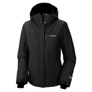 בגדי חורף קולומביה לנשים Columbia Alpine Action Oh - שחור