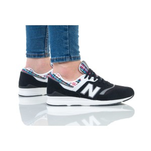 נעליים ניו באלאנס לנשים New Balance WL697 - שחור