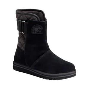 מגפיים סורל לנשים Sorel Newbie - שחור