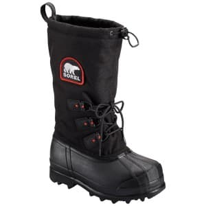 מגפיים סורל לנשים Sorel Glacier XT - שחור