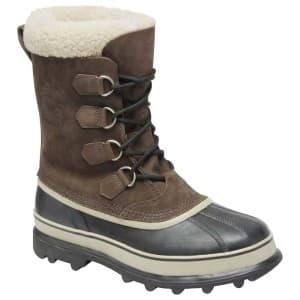 מגפיים סורל לגברים Sorel Caribou - חום