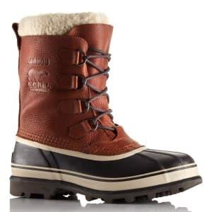 מגפיים סורל לגברים Sorel Caribou WL - ברונזה