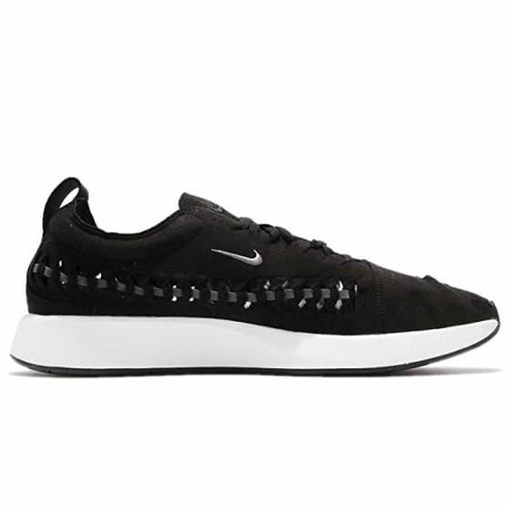 נעלי אימון נייק לגברים Nike Dualtone Racer Woven - שחור/לבן