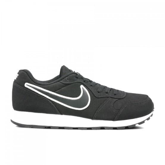 נעלי הליכה נייק לגברים Nike MD RUNNER 2 SE - שחור/לבן