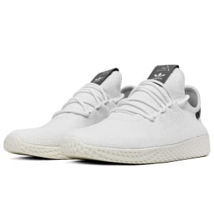 נעליים Adidas Originals לגברים Adidas Originals PW TENNIS HU - לבן/אפור