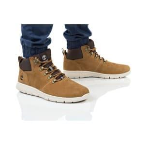 נעליים טימברלנד לגברים Timberland BOLTERO LEATHER HIKE - קאמל