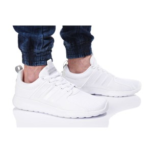נעלי אימון אדידס לגברים Adidas Cloudfoam Lite Racer - לבן מלא