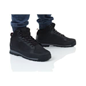 נעליים פור אף לגברים 4F OBMH204 - שחור