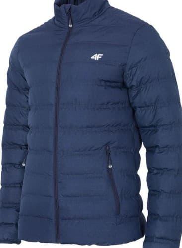 בגדי חורף פור אף לגברים 4F KUM002 - כחול