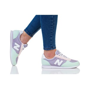 נעלי הליכה ניו באלאנס לנשים New Balance KL220 - סגול בהיר