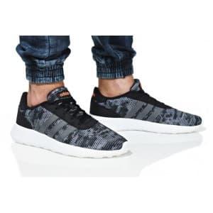 נעליים אדידס לגברים Adidas LITE RACER - אפור/שחור