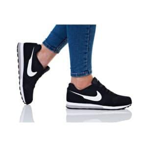 נעליים נייק לנשים Nike MD RUNNER 2 - שחור/לבן