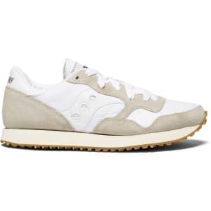 נעליים סאקוני לנשים Saucony DXN TRAINER VINTAGE - לבן