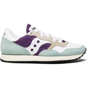 נעליים סאקוני לנשים Saucony DXN TRAINER VINTAGE - סגול/כחול
