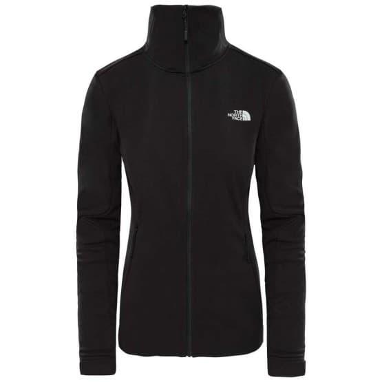 בגדי חורף דה נורת פיס לנשים The North Face Inlux Softshell - שחור