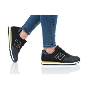 נעליים ניו באלאנס לנשים New Balance WL373 - שחור/צהוב