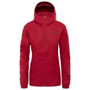 בגדי חורף דה נורת פיס לנשים The North Face Quest - אדום