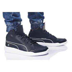נעליים פומה לגברים PUMA BMW MS CASUAL MID - כחול