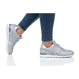 נעליים ניו באלאנס לנשים New Balance GC574 - כסף