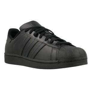 נעליים אדידס לגברים Adidas Superstar Foundation - שחור