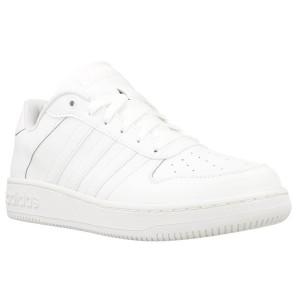 נעלי הליכה אדידס לגברים Adidas Team Court - לבן