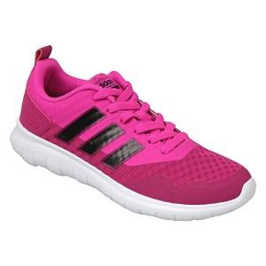 נעליים אדידס לנשים Adidas Cloudfoam Lite Flex W - ורוד/שחור