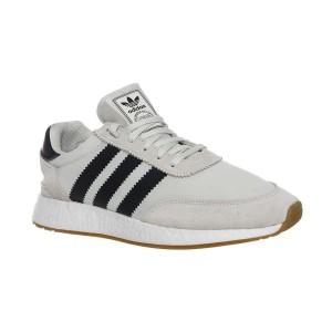 נעליים אדידס לגברים Adidas Iniki Runner - לבן/שחור