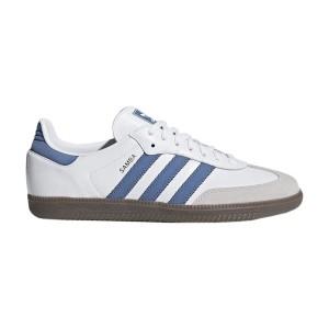 נעליים אדידס לגברים Adidas Samba OG - לבן