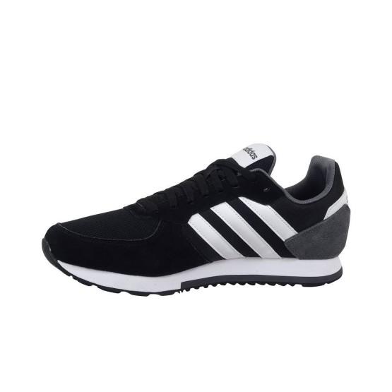 נעליים אדידס לגברים Adidas 8K - שחור/לבן
