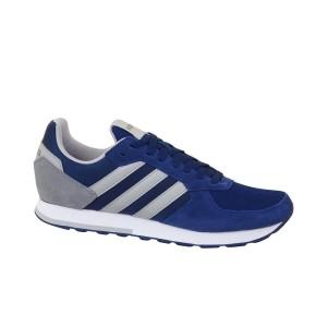 נעליים אדידס לגברים Adidas 8K - כחול/לבן
