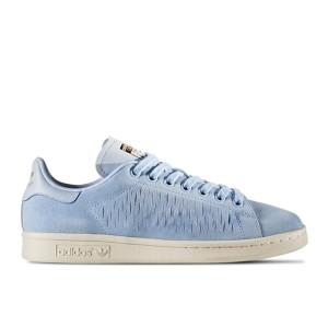 נעליים אדידס לנשים Adidas Stan Smith - תכלת