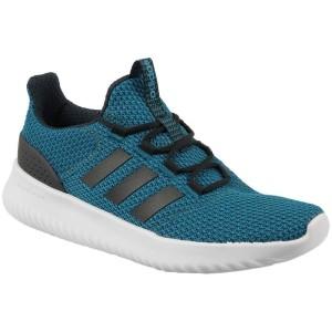 נעליים אדידס לגברים Adidas Cloudfoam Ultimate - כחול/שחור