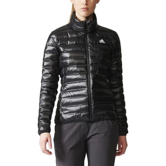 בגדי חורף אדידס לנשים Adidas Varilite Down Jacket - שחור